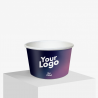 Ice cream cups with logo –...