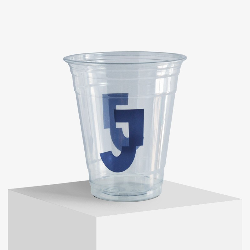 Plastic Cups With Logo Made In Europe