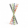 Large selection of plastic-free paper straws